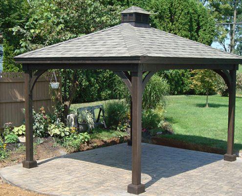 Alger Sheds - Wood Pavilion
