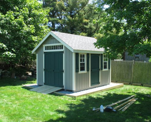 Elite A-Frame Shed