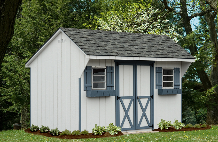 Alger Sheds - Outdoor Structures Experts
