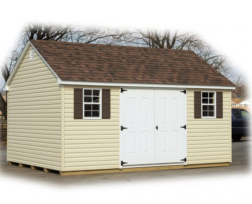 Backyard Series Custom Sheds