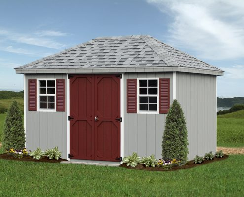Bakckyard Shed Series