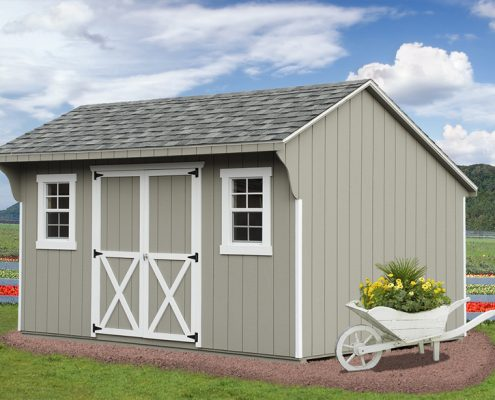 Carriage House by Alger Sheds