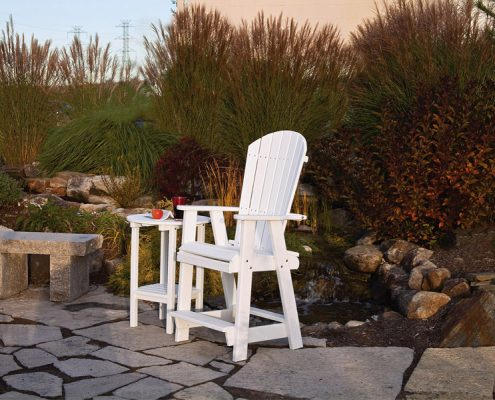Poly Outdoor Furniture - Balcony Chair