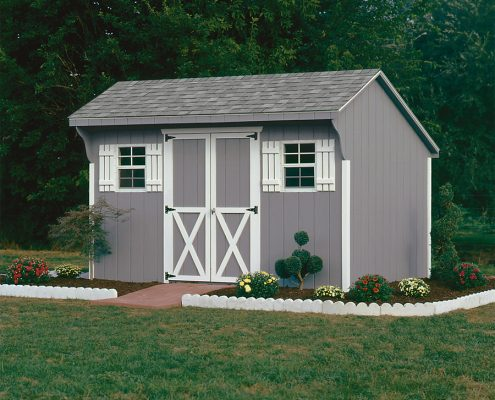 Carriage House - Alger Sheds