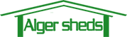 Alger Sheds Logo