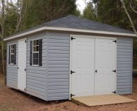 Hip Roof Sheds