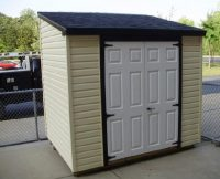 Lean-To Shed