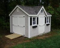 Standard Shed Specifications