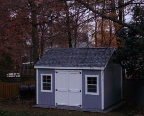 Quaint Gable Shed