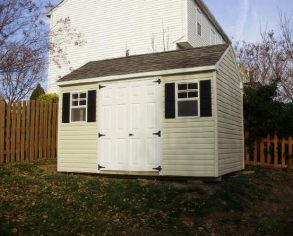 Simple Gable Shed