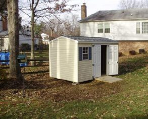 Custom Gable Shed