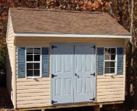 Customized Quaker Shed