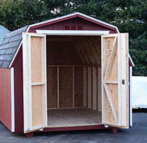 Barn doors - Alger Sheds