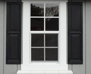 Custom Shutter Option