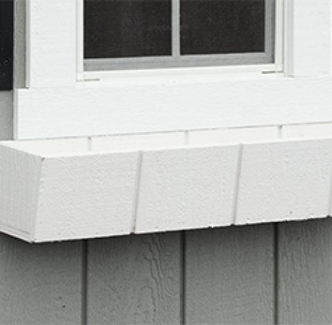 Garden Box - Custom Shed Option
