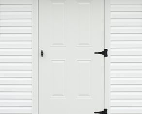 Prehung Door - Custom Shed Options