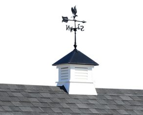 Weathervane - Custom Shed Option - Eagle
