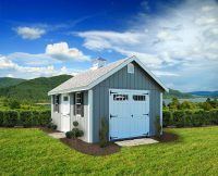 Elite A Frame Custom Shed
