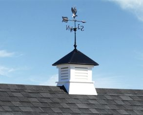 Weathervane - Custom Shed Option